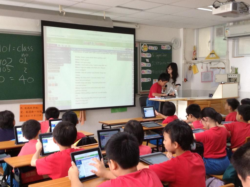 運用電子學習資源以加強學生的互動及自主學習,已成為教育的世界潮流。