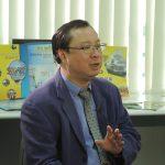 教育局於2014年5月2日首次公布第一批電子教科書適用書目表,本會主席簡永基博士接受媒體訪問,講述電子教科書市場發展趨勢。